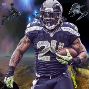 marshawn SEA space